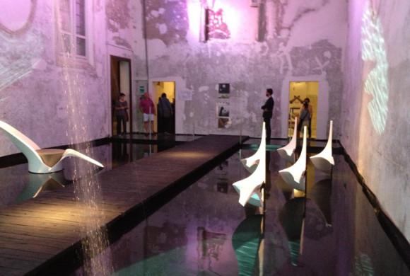 Luca Pegolo al Water Design 2013 di Bologna