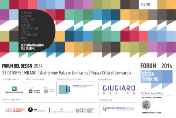 Luca Pegolo al Forum del Design a Milano