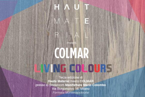 Terza edizione di Haute Material meets Colmar – Aprile 2017